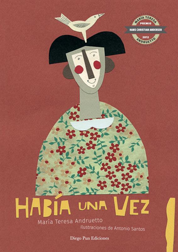 Portada libro Había una vez - María Teresa Adruetto